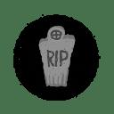 Halloween RIP icon