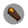 Halloween-Coffin icon