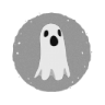 Halloween-Ghost icon