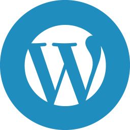 Wordpress Icon Basic Round Social Iconset S Icons