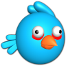 Bird-blue icon