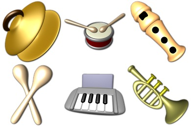Instruments Icons