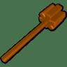 Twirling-stick icon