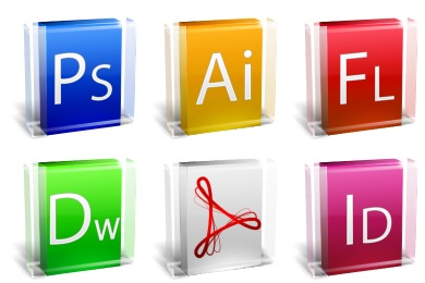 Adobe CS Icons