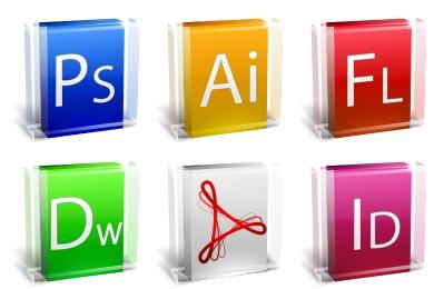 Adobe CS Icons