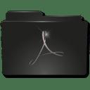 Folders Acrobat icon