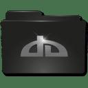 Folders Deviant icon