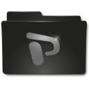 Folders PPoint icon