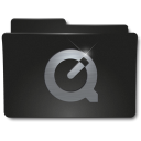 Folders QuickTime icon
