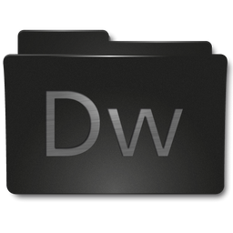 Folders Adobe DW icon