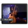 Rock-80s icon