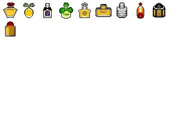 Perfume 1 Icons