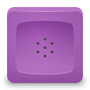 Voicedialpurp icon