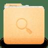 Folder-saved-search icon