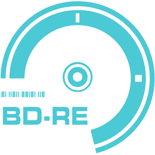 BD-RE icon