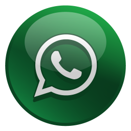 Whatsapp Icon | Glossy Social Iconset | Social Media Icons