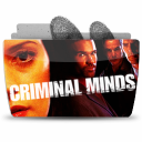 Folder TV CRIMINAL MINDS icon