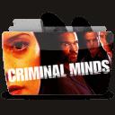 Folder TV CRIMINAL MINDS icon