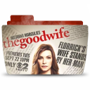 Folder TV GoodWife icon