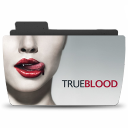 Folder TV TRUEBLOOD icon