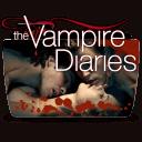 Folder TV VAMPIRE DIARIES icon