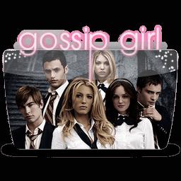 Folder TV GOSSIP GIRL icon