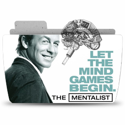 Folder TV MENTALIST icon