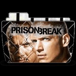 Folder TV PRISON BREAK icon