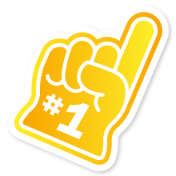 Mayor Foam Hand icon