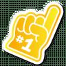 Mayor-Foam-Hand icon