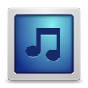 Apps gnome music icon