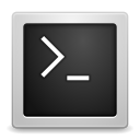 Apps utilities terminal icon