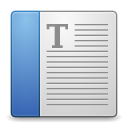 Mimes x office document icon
