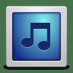 Apps gnome music icon