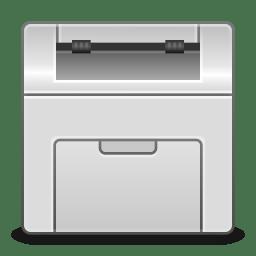 Devices printer icon