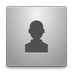 Avatar default icon