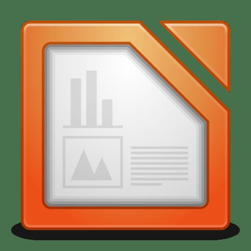 Apps-libreoffice-impress icon