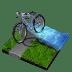 Triathlon icon
