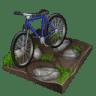 Cycling-mountain-biking icon