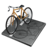 Cycling-road icon