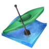 Kayak-sprint icon