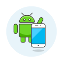 Android-phone icon