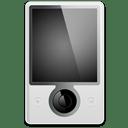 Microsoft Zune Front icon