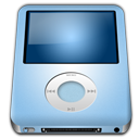 iPod Nano Baby Blue alt icon