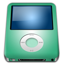 iPod Nano Lime alt icon