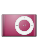 iPod Shuffle Red icon