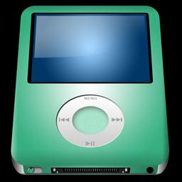 iPod Nano Lime alt icon