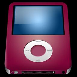 iPod Nano Red alt icon