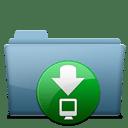 Folder Download icon