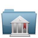Folder-Libary icon
